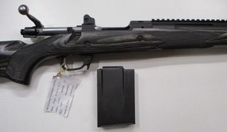 Ruger Gunsite Scout bolt action centre fire rifle in 223Rem