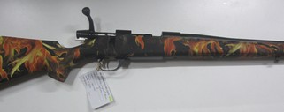 Weatherby Vanguard Series 2 Blaze centre fire bolt action rifle in 308Win