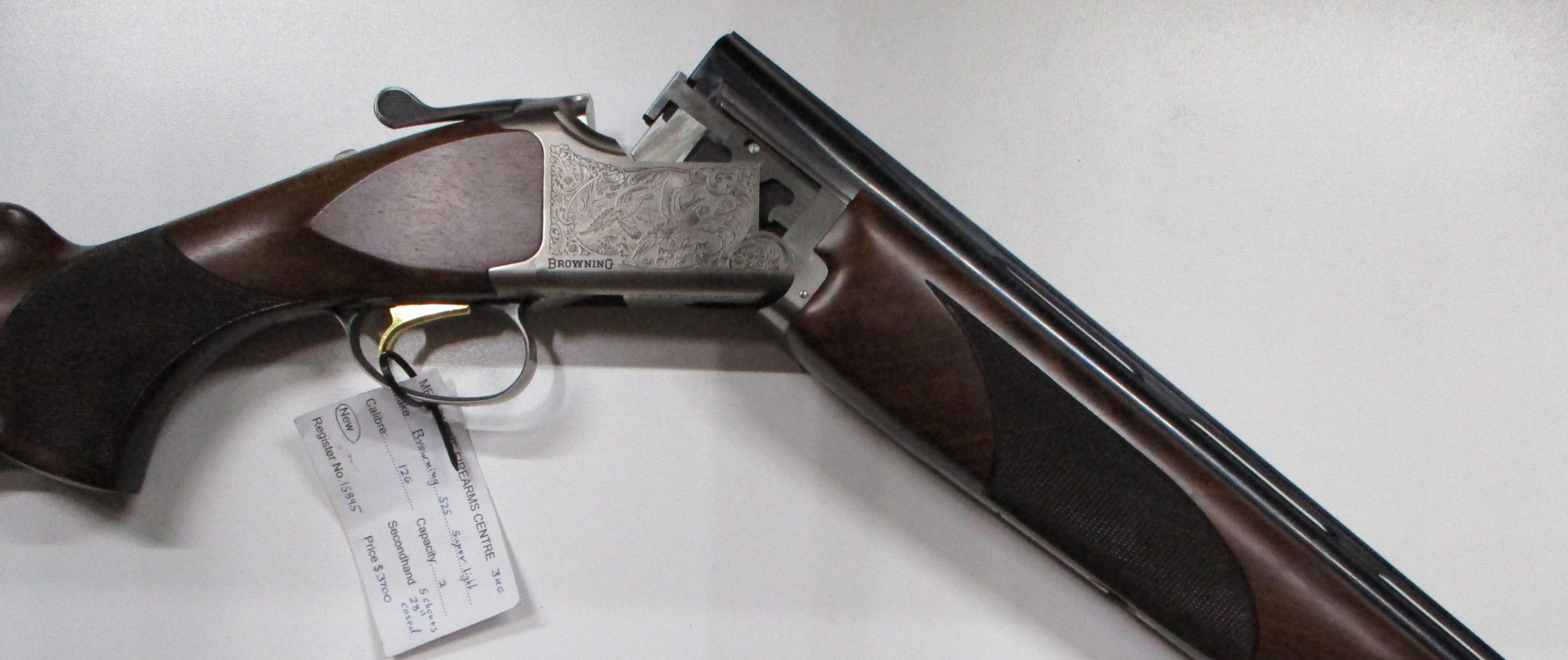 new firearms-shotguns-sporting rifles-rifles-centre fire