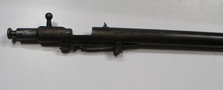 Winchester model 1904 single shot bolt action rifle in 22LR