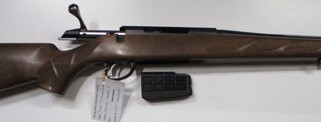 Tikka T3 Hunter Fluted centre fire bolt action rifle in 270Win