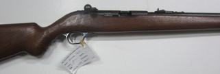 Mossberg model 320K bolt action rim fire single shot rifle in 22LR