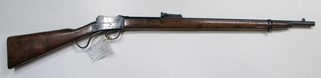 BSA Martini Cadet single shot rifle in 310 Cadet