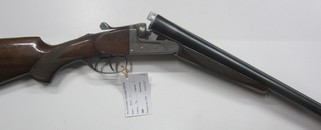 Bentley model 310 double barrel box lock shotgun in 12 gauge