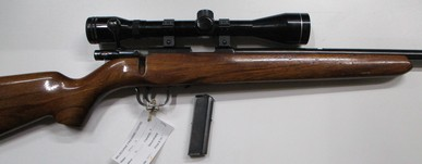 Sportco model 66 bolt action rim fire rifle in 22LR