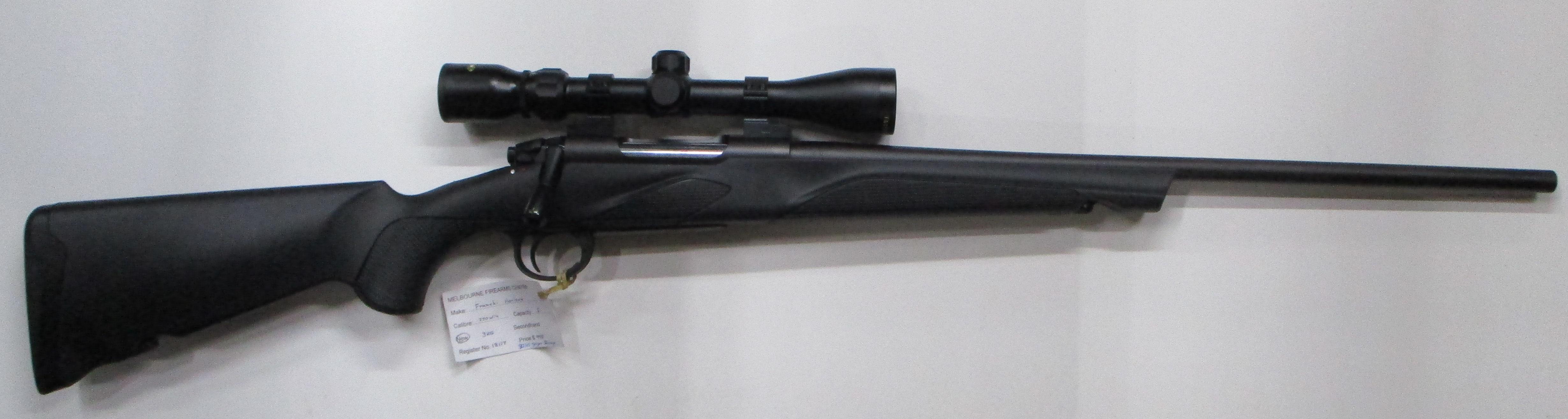 New Firearms Shotguns Sporting Rifles Rifles Centre Fire