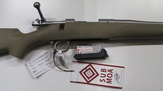 Kimber model 84M Hunter Stainless bolt action centre fire rifle in 308Win