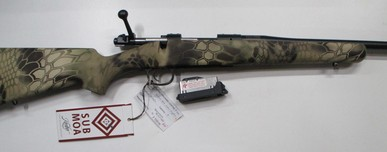 Kimber model 84M Hunter Kryptec bolt action centre fire rifle in 308Win