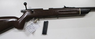 Sportco model 62A bolt action rim fire rifle in 22LR