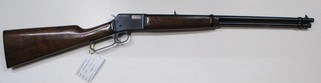 Browning BL22 Grade 1 lever action rim fire rifle in 22LR