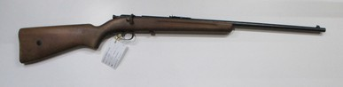 Lithgow model 1B single shot rim fire bolt action rifle in 22LR