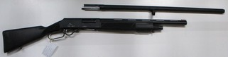 Adler A110 Synthetic Combo lever action shotgun in 12 gauge