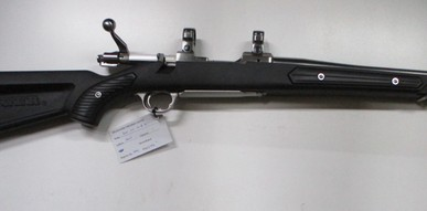 Ruger M77 Mark 11 Stainless bolt action centre fire rifle in 308 Win