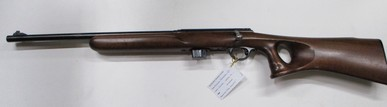 Fieldman Naughton left hand bolt action rim fire rifle in 22 Magnum