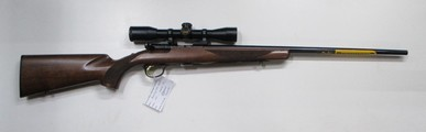 Browning T bolt Sporter straight pull bolt action rim fire rifle in 22LR
