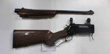Browning BLR Take down lever action centre fire rifle in 22-250