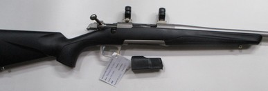 Browning X bolt Stainless stalker bolt action centre fire rifle in 325WSM