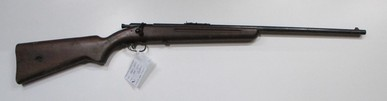 Lithgow model 1 single shot rim fire bolt action rifle in 22LR