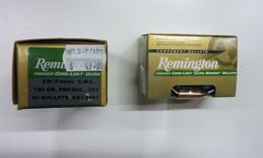 Remington Premier Core Lokt Ultra bonded projectiles
