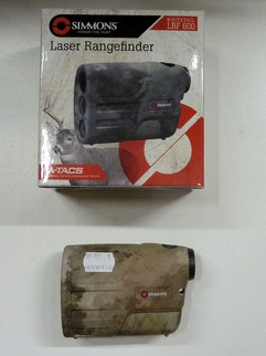 Simmons White tail LRF600 laser range finder